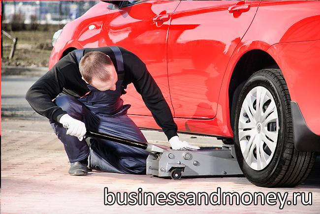 Экстренная помощь автомобилистам на дорогах как бизнес