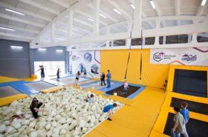 Батутный центр: как открыть прыгающий бизнес?