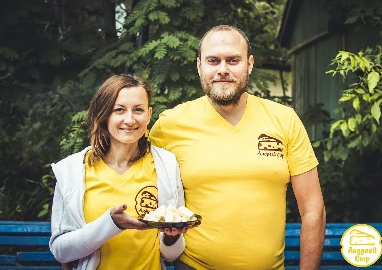Сыроваренье от Андрея Замыцкого из Самары