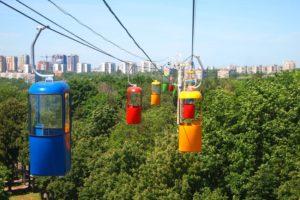 Харьков: красивые места