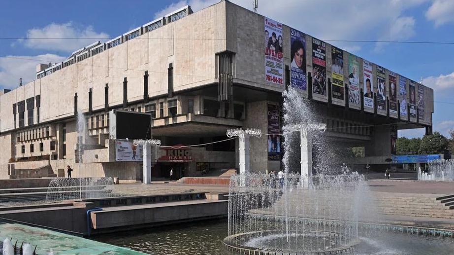 Театр в Харькове ХНАТОБ