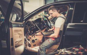Авто бизнес: мастерская по установке сигнализации