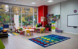 Социальный бизнес: детский развивающий клуб