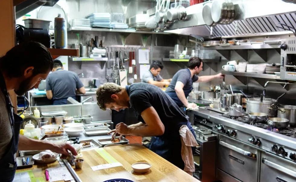 Выбор кухонного оборудования в ресторан