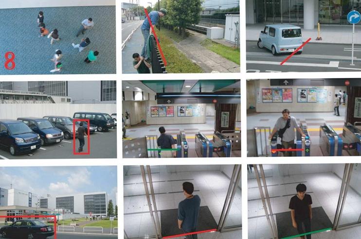 Видеоаналитика камер наблюдения