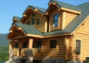 Деревянные дома-правда и мифы