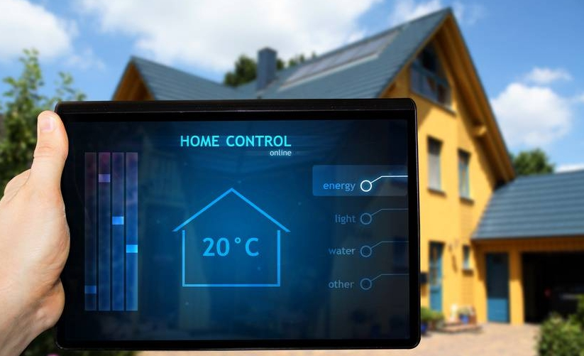 Регулирование температуры с помощью системы умный дом