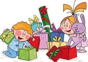 Как подарок выбрать для ребёнка?