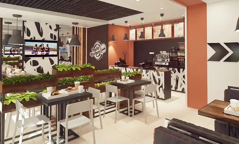 Бизнес идея №2 Кафе быстрого питания