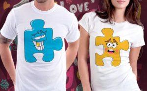 Печать на футболках: виды технологий