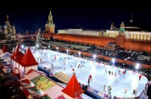 Куда сходить отдохнуть в Москве?