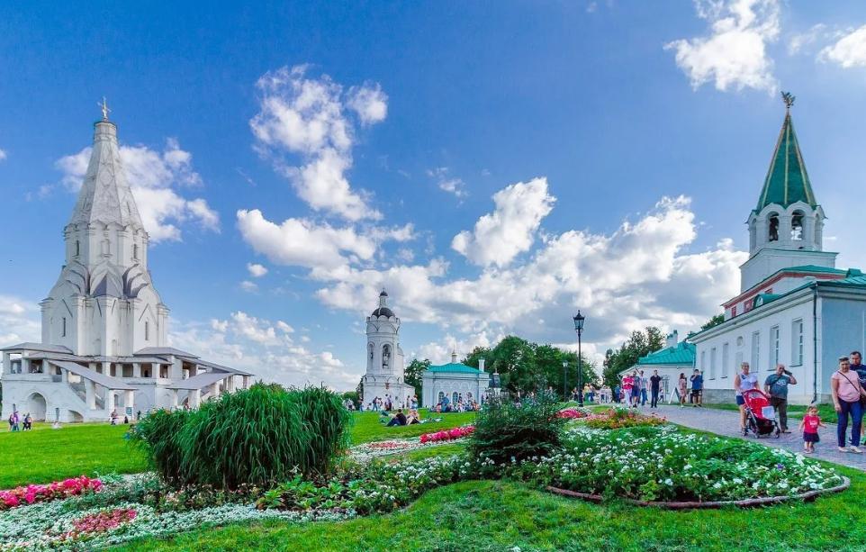 Парк «Коломенское»