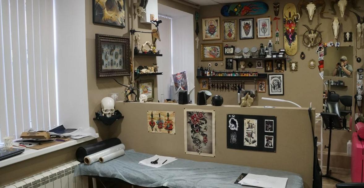 Бизнес на открытии тату-салона