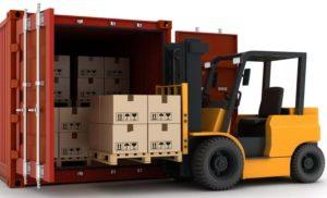 Консолидация грузов при перевозках