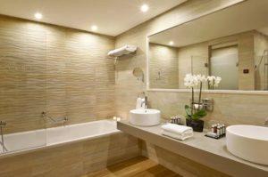 Ремонт ванной комнаты: варианты отделки, выбор плитки
