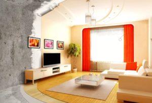 Отличие капитального и косметического ремонта квартир