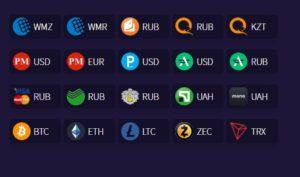 Как работает мониторинг обменников электронных валют