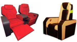 Кресла для кинотеатров: какие бывают и как правильно выбирать
