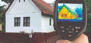 Особенности тепловизионного обследования ограждающих конструкций и его основные этапы