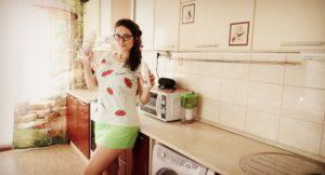 Экспресс-уборка кухни за 15 минут