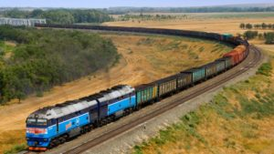 Статистика железнодорожных перевозок