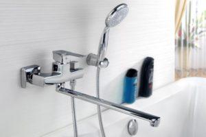 Виды смесителей для ванной, какой смеситель для ванной лучше