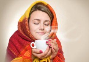 Чай при простудных заболеваниях