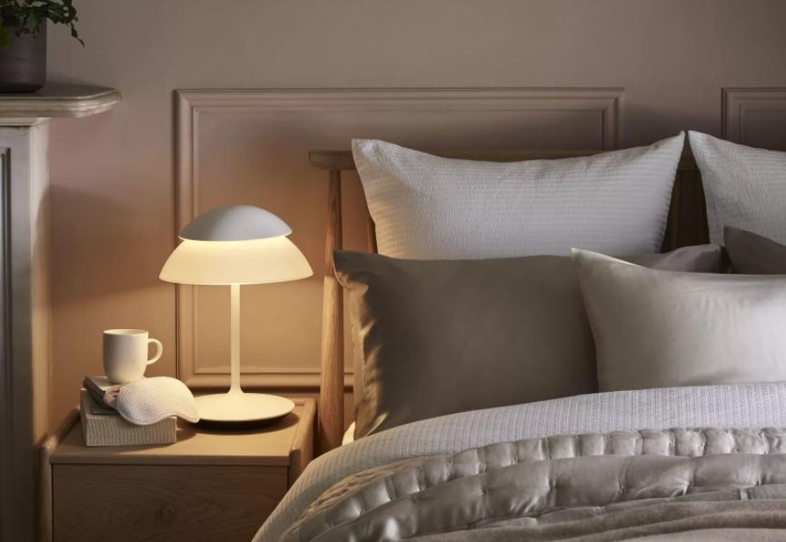 Светильник торшер для спальни