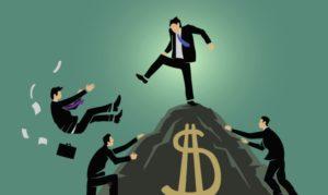 Конкуренция в интернете: почему в онлайне так сложно заработать