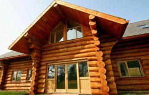 Внешний вид и сохранность деревянного дома