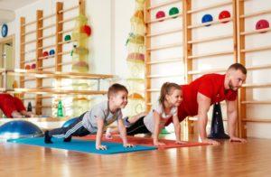 Как спорт и физкультура влияют на здоровье детей и подростков
