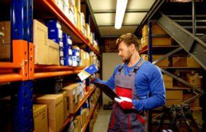Правила управления складом, учёт товаров