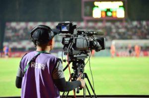 Спортивное вещание и журналистика