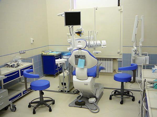 Оборудование в медицинский кабинет