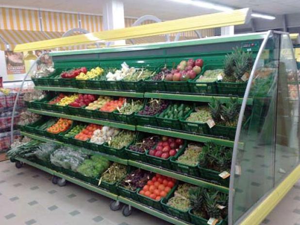 Оборудование-стилаж для овощей