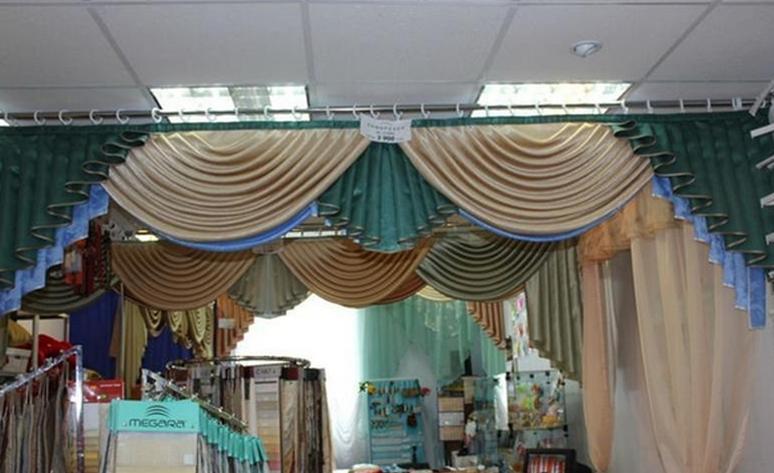Открытие магазина по продаже штор