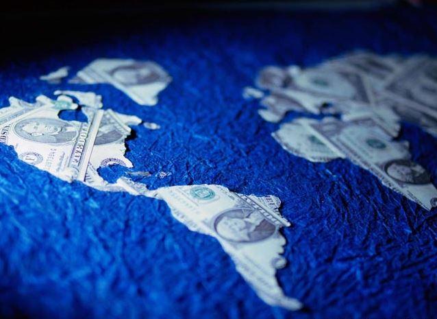 Глобальная игра на волютном рынке