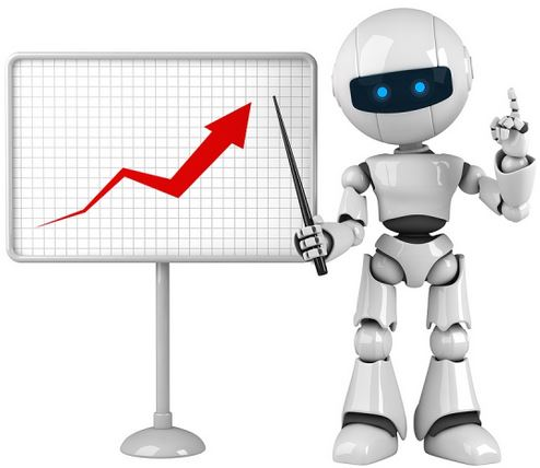 Как работает робот-программа на рынке Форекс.