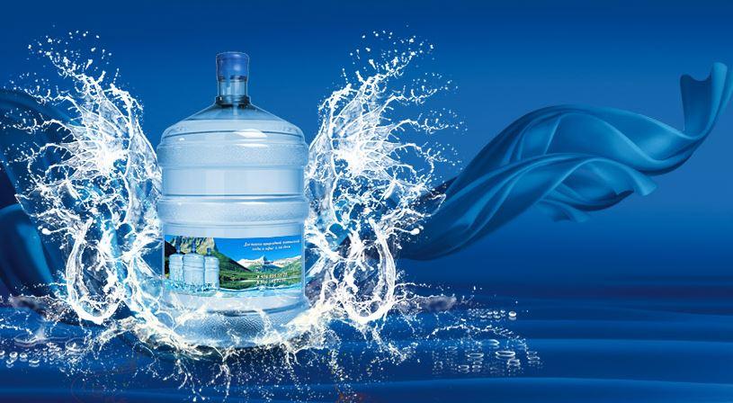 Чистая питьевая вода.