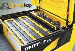 Аккумуляторы для погрузчиков(АКБ) от компании Булгаркар