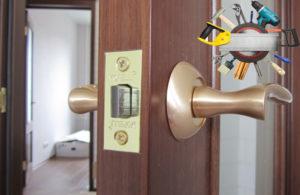 Бизнес идея: установка входных дверей