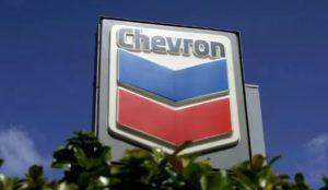 Chevron Corporation: просевшие, но непобежденные