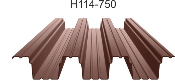 Профнастил H114-750