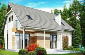 Строительство домов под ключ (Компания «Берг Архитект»)