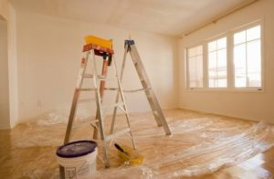 Особенности ремонта в квартире