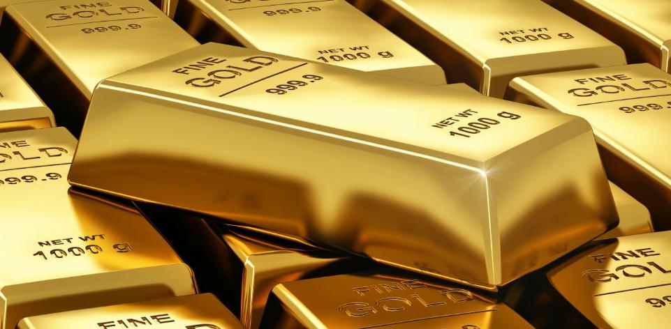 Стандартные золотые слитки