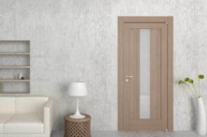 В чем состоят преимущества и недостатки дверей, покрытых экошпоном