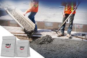 Топ-3 популярных модифицирующих добавок для бетона